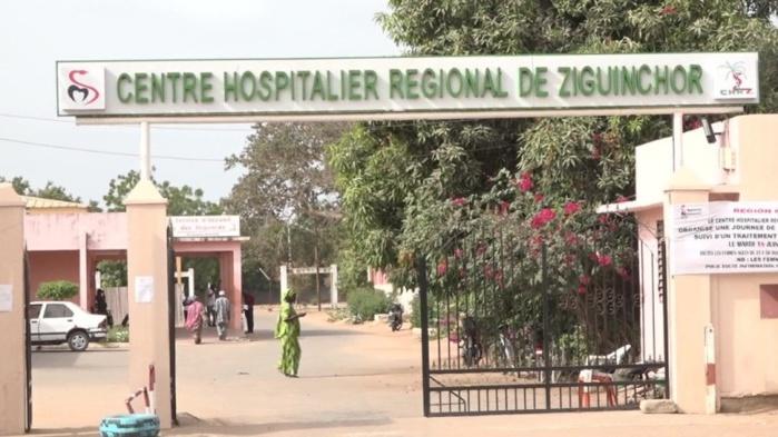 """""""L'hôpital régional de """"Ziguinchor n' pas encore reçu les frigos de conservation des vaccins de la Covid-19"""""""