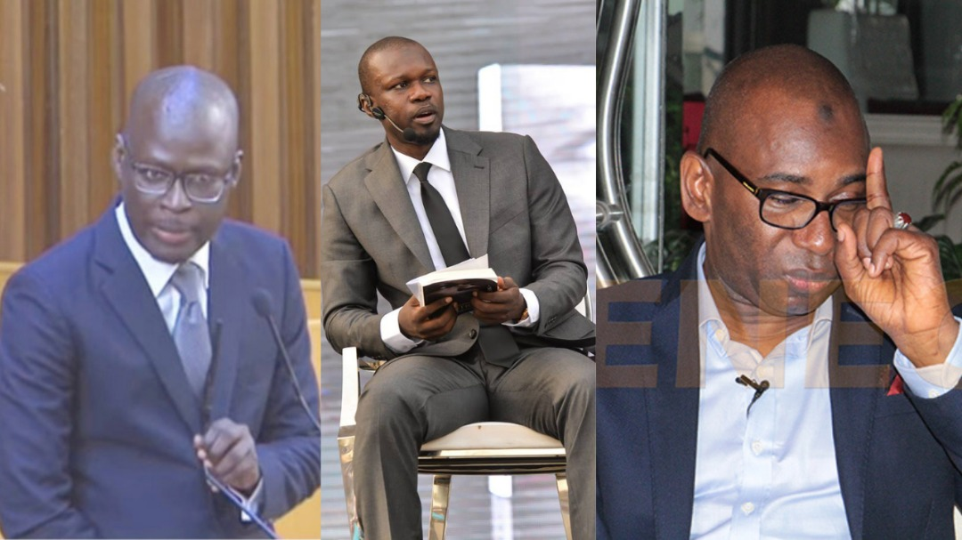 COMMISSION AD HOC : Cheikh Bamba Dièye et Moutapha Guirassy démissionnent