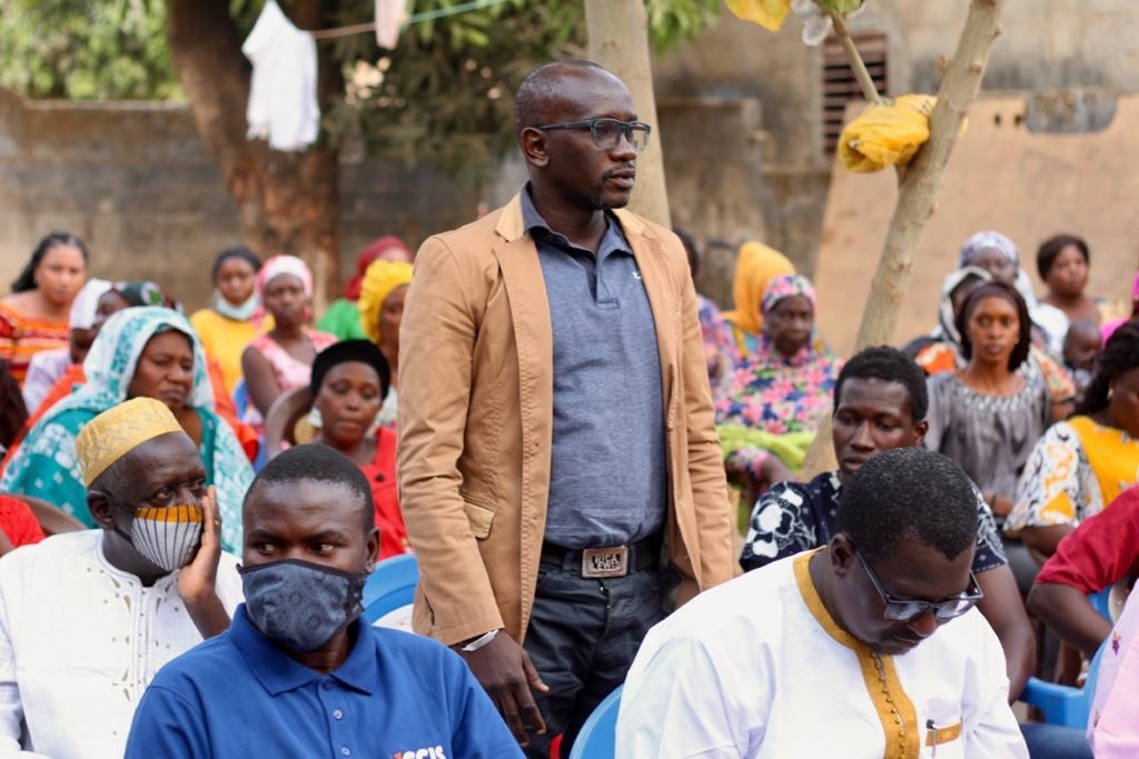 Ziguinchor : Le président Seydou Sané multiplie ses visites de terrain