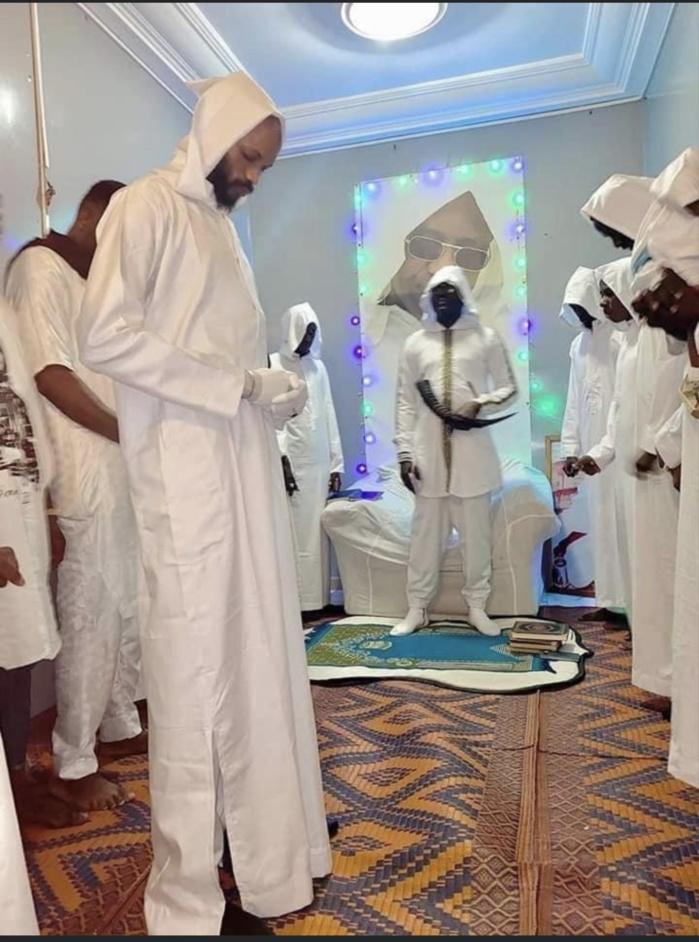 Tawaaf à Touba : Le cerveau des illuminés s'autoproclame prophète Issa