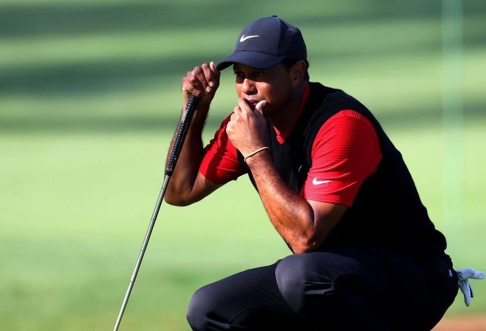 Tiger Woods blessé dans un accident de voiture à Los Angeles