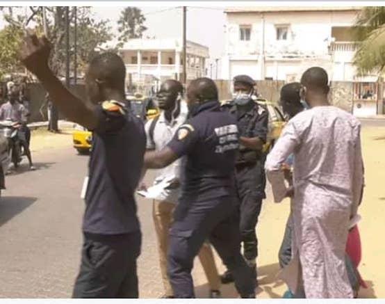 Ziguinchor: Comment Madia Diop Sané a été arrêté
