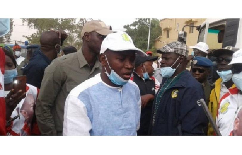 Linguère : Aly Ngouille Ndiaye appelle les populations à se faire vacciner