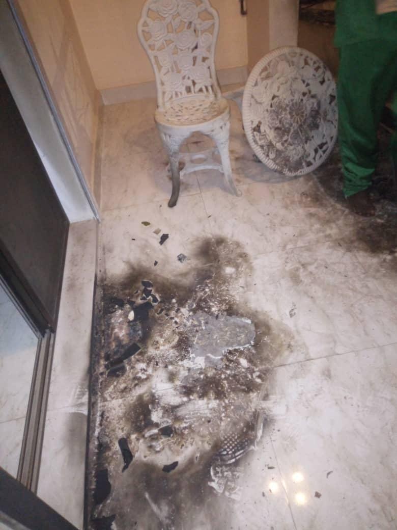 """Sa maison Incendiée : Seydou Diouf accuse le PASTEF : """"Le ministre de l'intérieur m'a appelé pour.."""""""