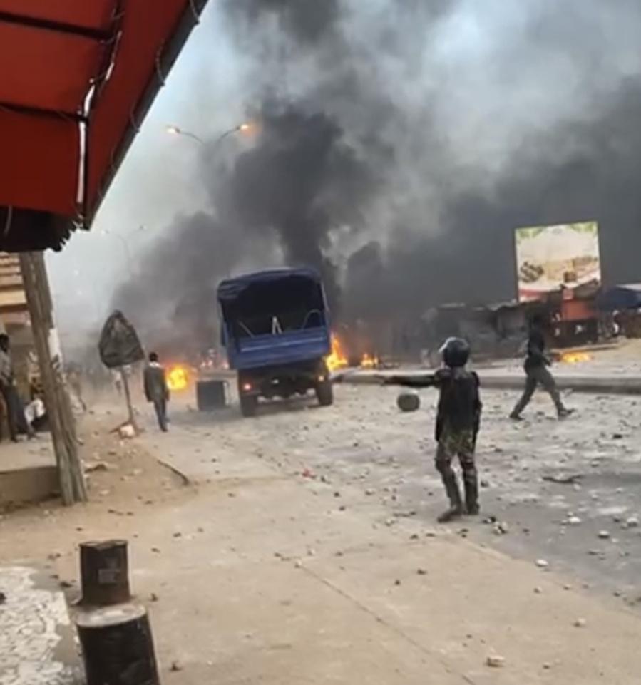 URGENT : Un autre manifestant tué à Yeumbeul