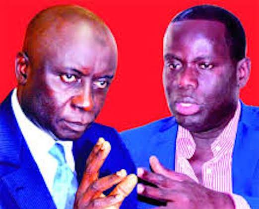 """Gackou tacle Idy : """" Il a perdu une belle occasion de garder le silence... L 'arrogance du pouvoir rend insensible"""""""