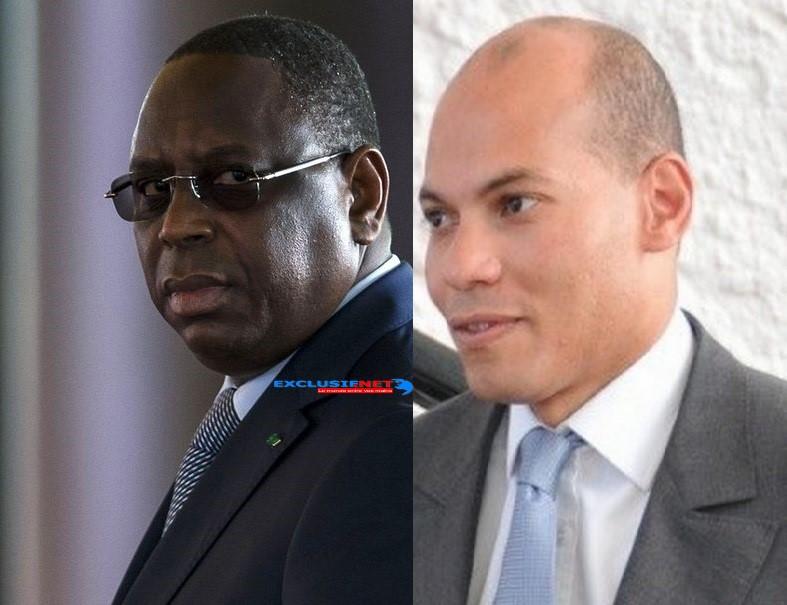 """Karim Wade : """"Depuis l'élection présidentielle truquée de 2019, Macky n'a qu'une seule idée se maintenir au pouvoir par tous les moyens"""""""