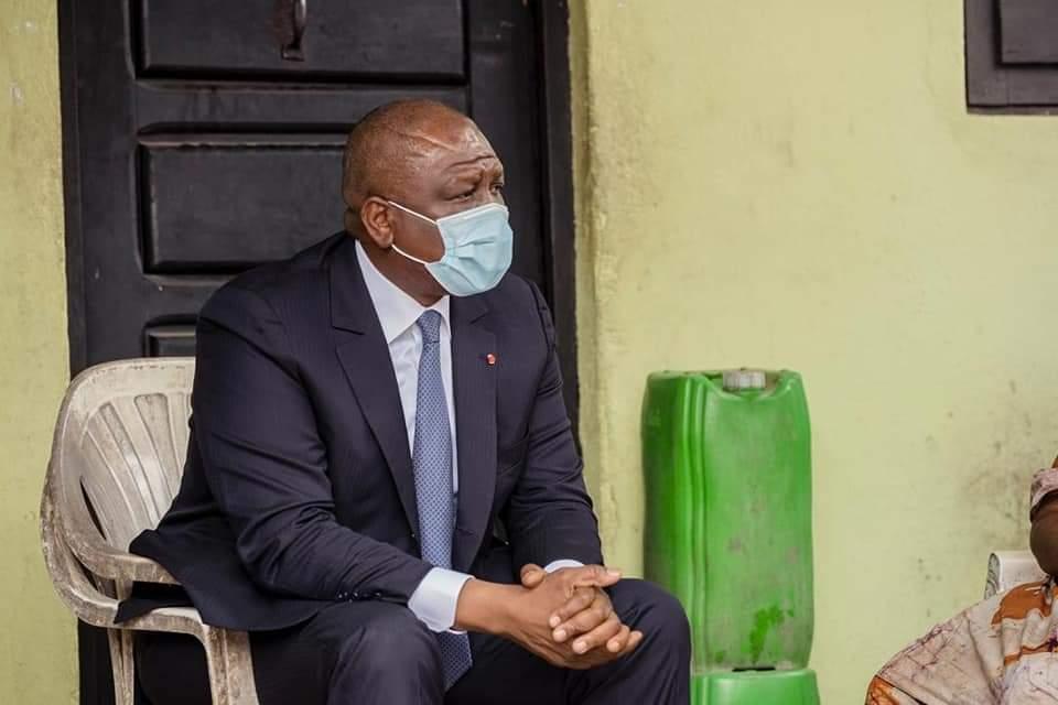 Le Premier Ministre Ivoirien, Hamed Bakayoko est mort
