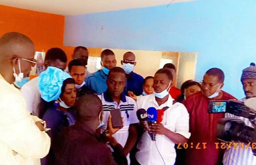 """Manifestations au Sénégal : Le mouvement """"Podor Debout"""" déplore les incidents et félicite Macky pour son discours"""