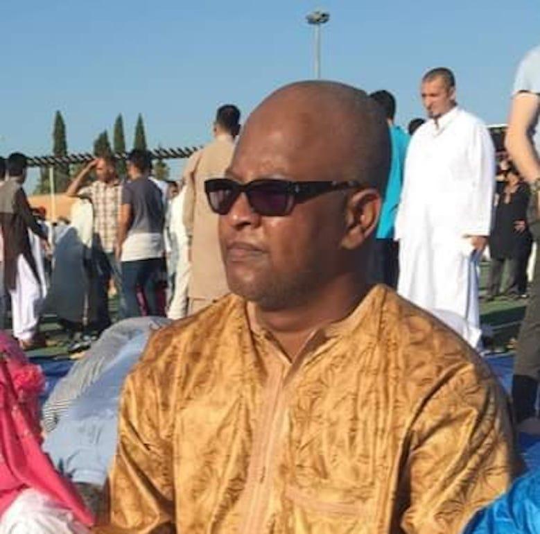 Nécrologie : Mouhamed Hanne, un combattant de la diaspora n'est plus