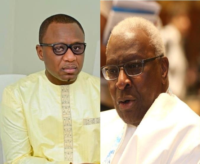 Badara Gadiaga :  «On va rester là à attendre que l'on nous emmène la dépouille de notre père Lamine Diack »