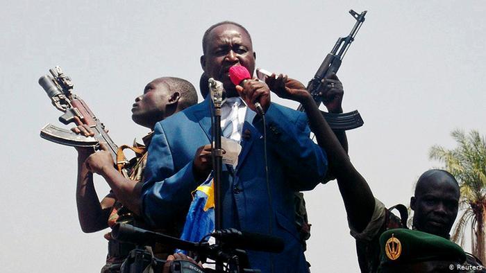 Centrafrique : François Bozizé à la tête d'une coalition rebelle