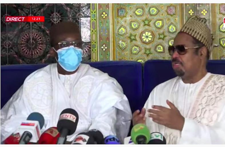 Ahmed Khalifa NIASS : « Ousmane SONKO est mon fils et personne ne le touchera»