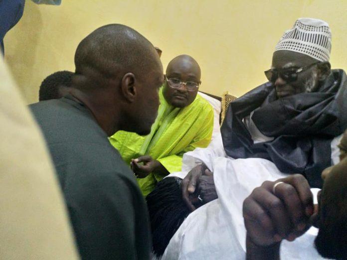 Touba : L'audience entre Serigne Mountakha et Sonko reportée
