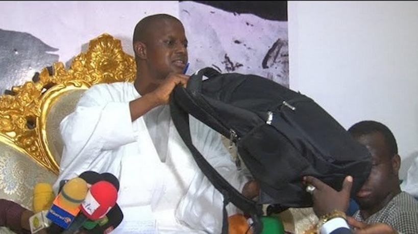 Antoine DIOME, «un des ministres les plus nuls que le Sénégal ait connu… », selon le commissaire SADIO
