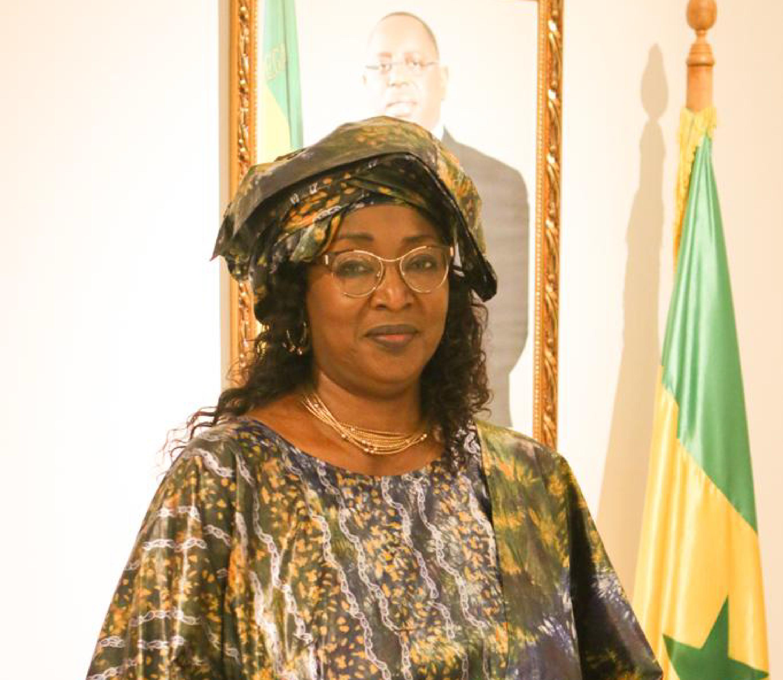 Ndeye Tiké Ndiaye recyclée :  Elle est nommée ambassadeur du Sénégal au Brésil