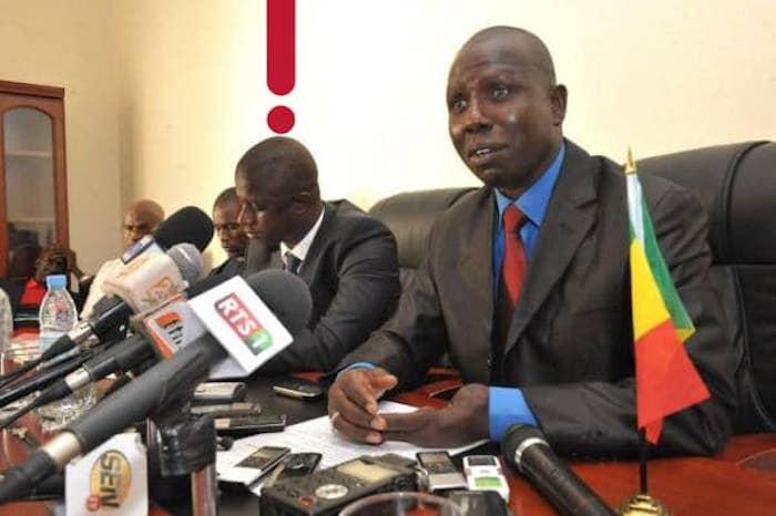 """Alioune Ndao recadre son ancien poulain Antoine DIOME: """" Fais attention parce que le régime de Macky SALL va bientôt finir..."""""""