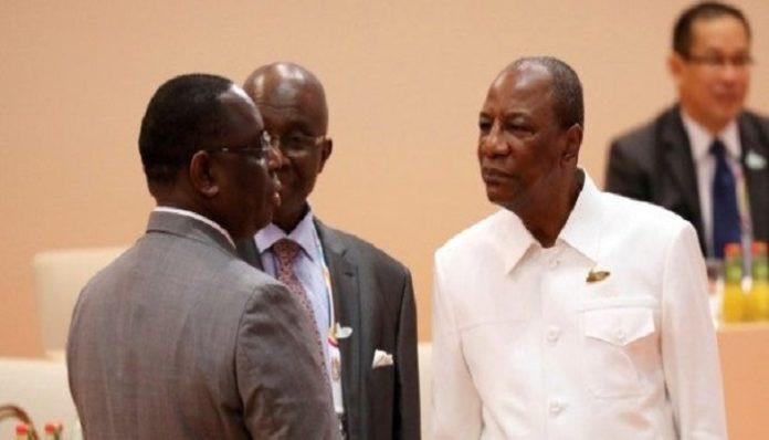Condé titille Macky : «Tous ceux qui voulaient que la Guinée brûle, nous tous voyons ce qui se passe chez eux. Dieu ne dort pas »