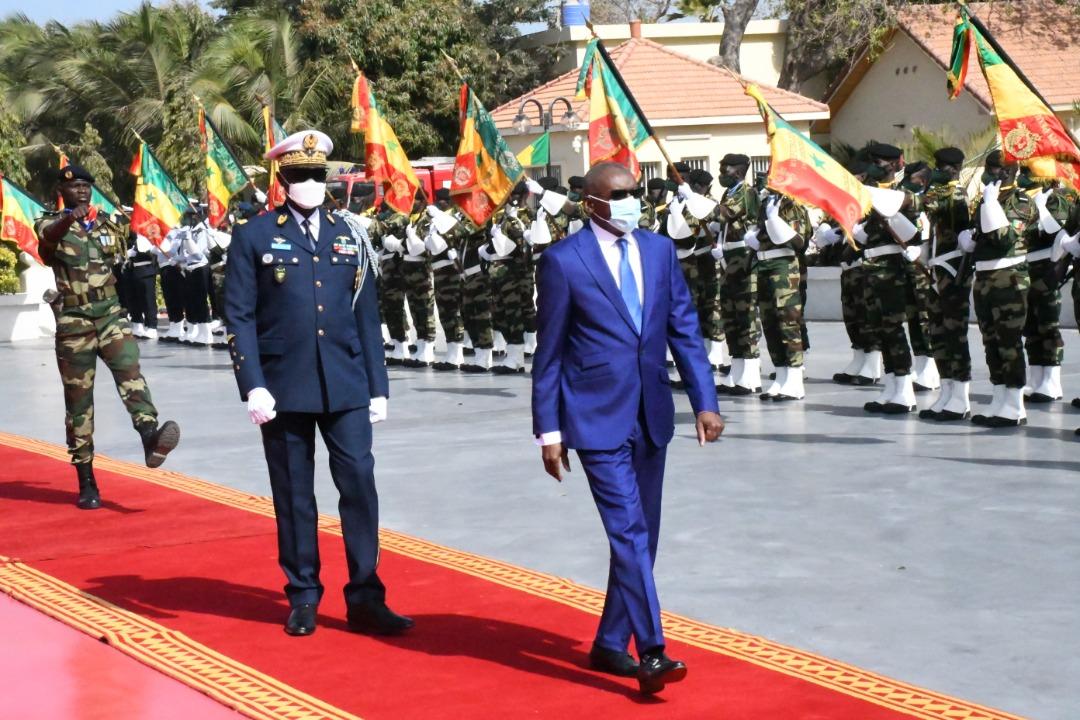 Départ du Général Birame Diop: Le nouveau Cemga installé, ce mardi