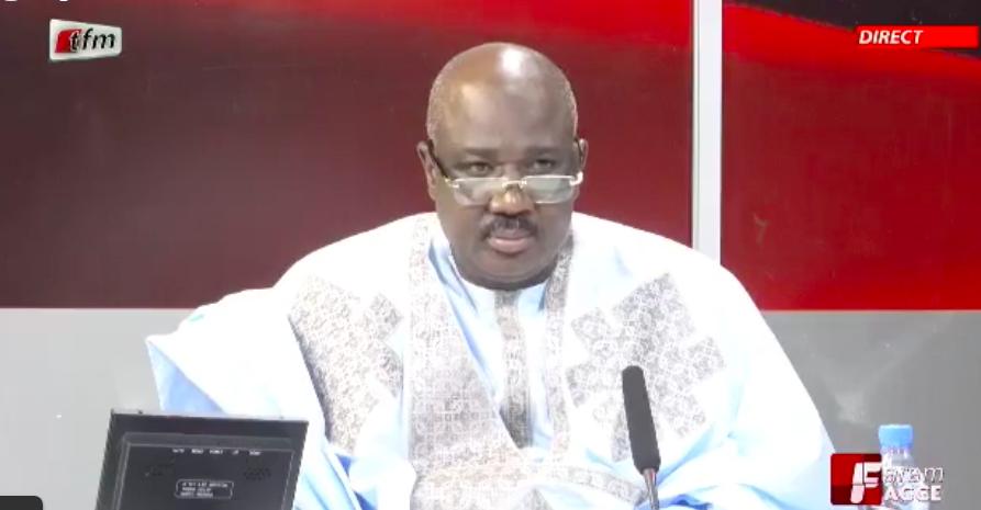 Farba Ngom: «Pendant les émeutes j'avais la COVID-19 sinon j'allais... »