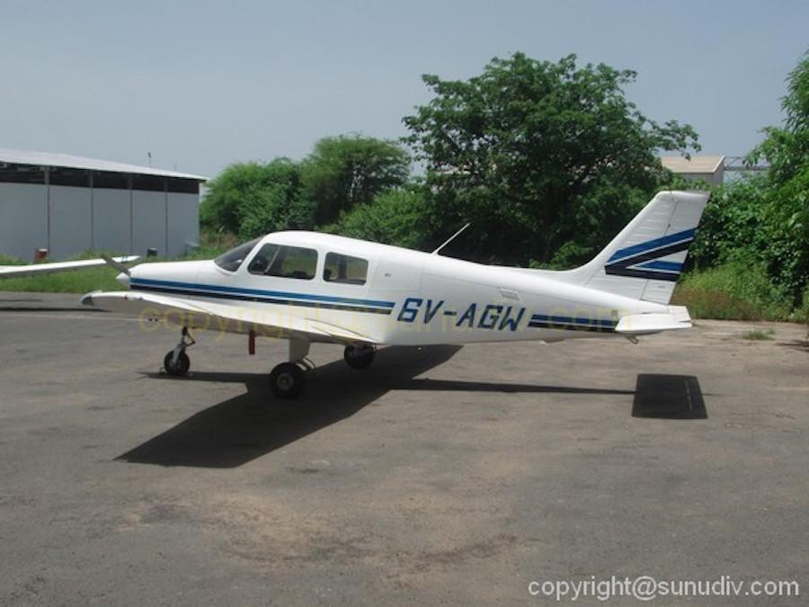 Ziguinchor: Un aéronef suspect immobilisé