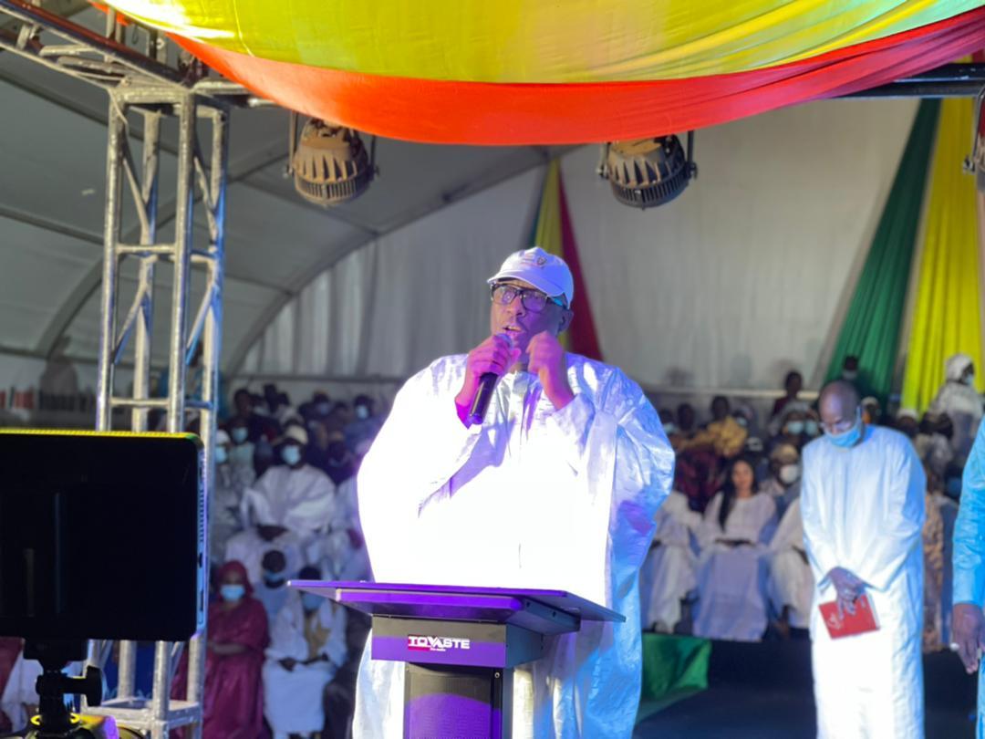 APR Podor : Cheikh Oumar Hann et Cie réaffirment leur soutient au Président Sall