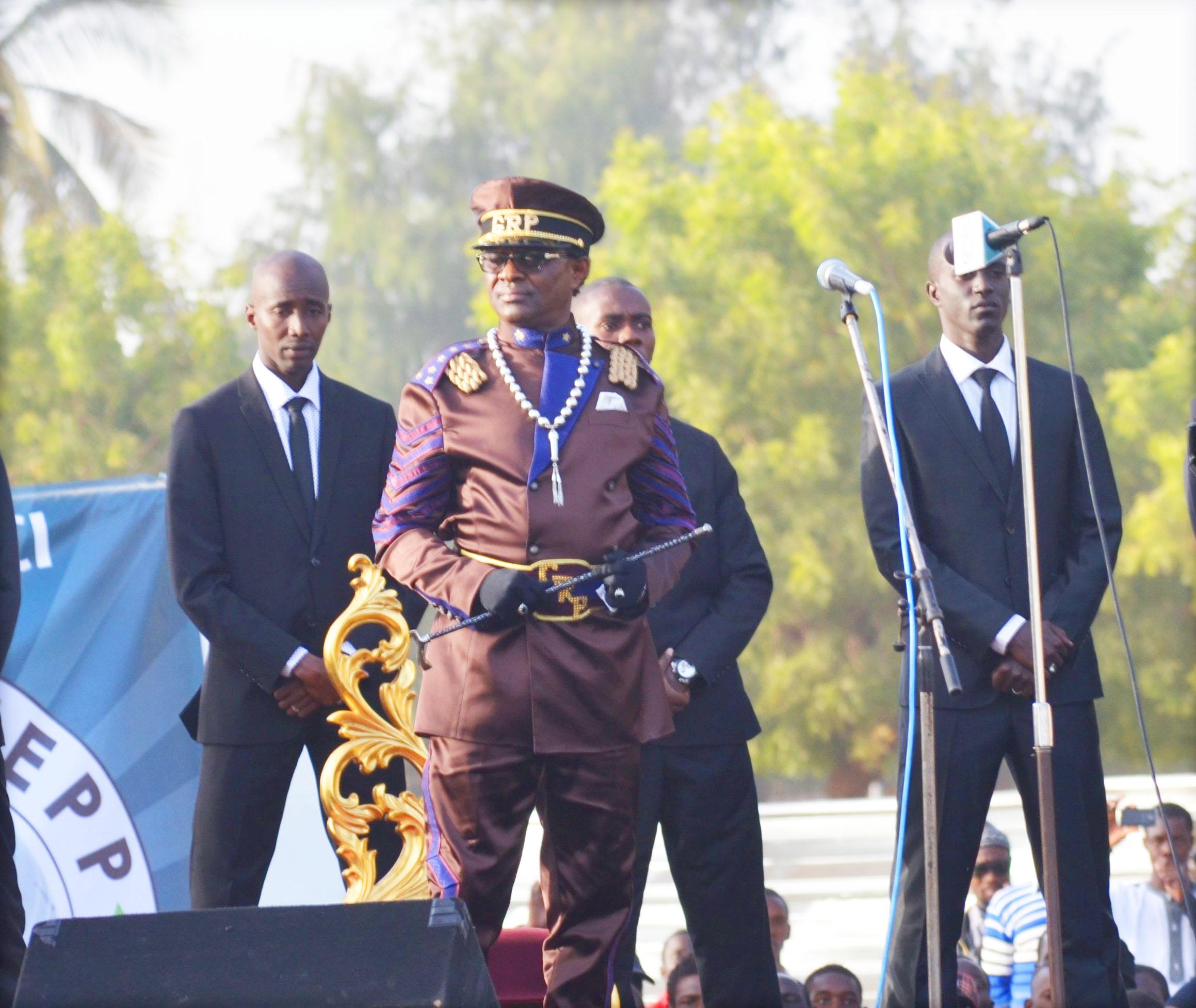 Gouvernement d'union nationale : Sérigne Modou Kara propose 14 ministres