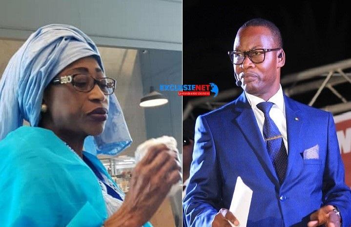 """Nécrologie : Décès de l'épouse de Moussa Diop, ancien DG de """"Dakar Dem Dikk"""""""