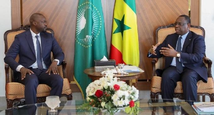 """Macky Sall à Sonko et Cie : """"J'appelle au respect des Institutions et des principes qui gouvernent notre démocratie..."""""""