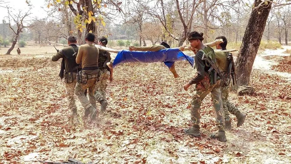 Inde: 22 militaires tués dans un affrontement avec des rebelles maoïstes