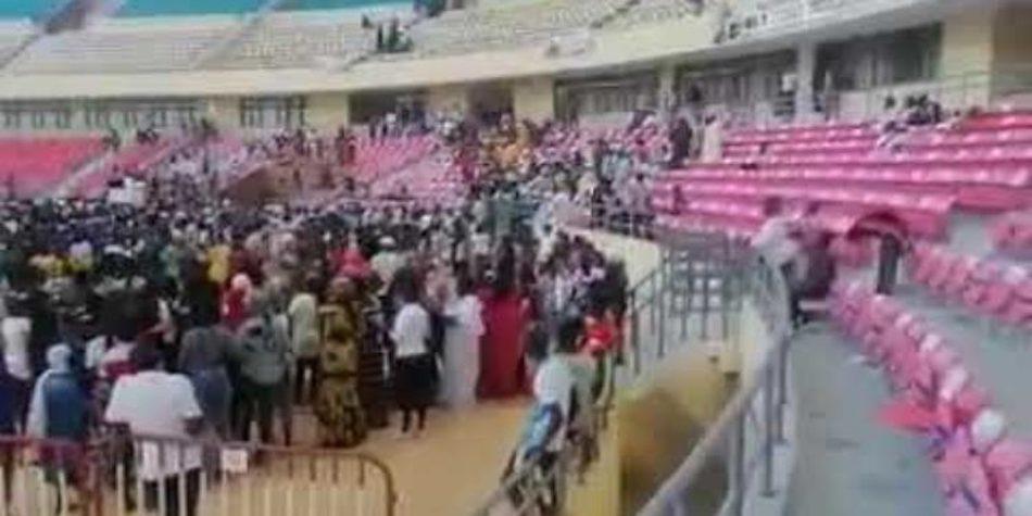 Dakar: Faible mobilisation des femmes de Benno Book Yaakaar