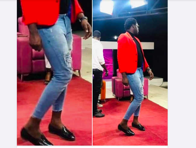 Oumaro de la 2STV : Sa tenue suscite une grosse polémique