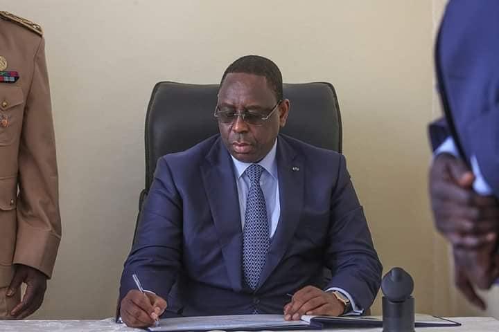 Les nominations en conseil des ministres du Mercredi 07 Avril 2021