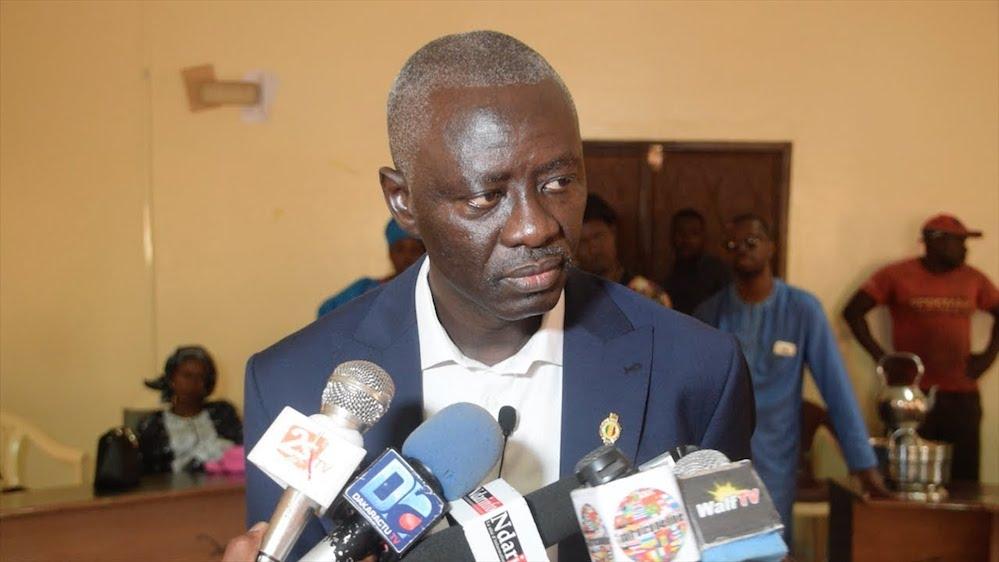 Amadou Mame DIOP, maire de Rochard Toll nommé DG de la SAPCO