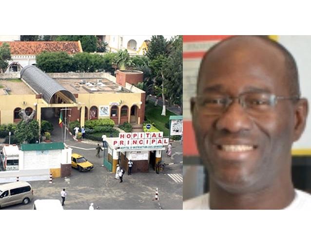 'La dépouille du Doyen des juges, Samba Sall a quitté l'hôpital avant 08H.