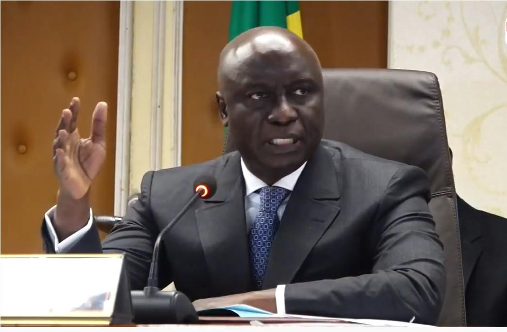 Idrissa SECK remanie son parti politique