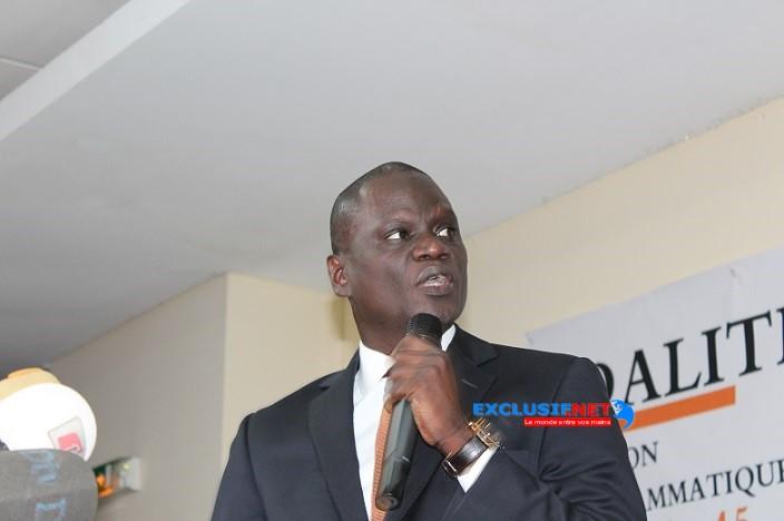 Abdourahmane Diouf annonce la création de son parti