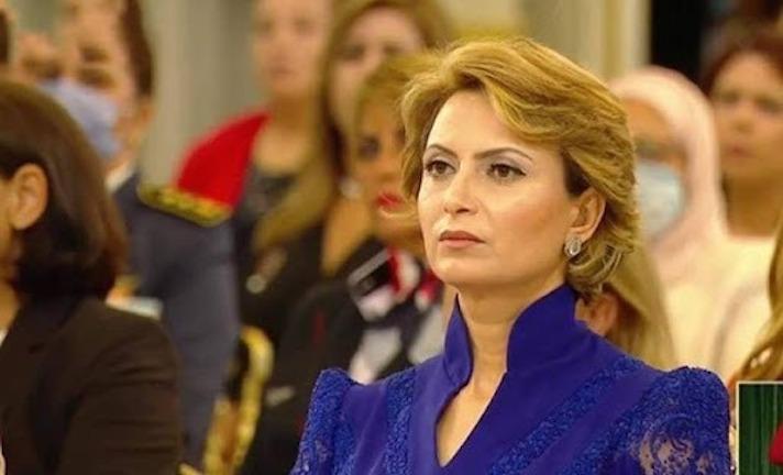 Tunisie : Ichraf Chebil Saïed, la très discrète Première Dame