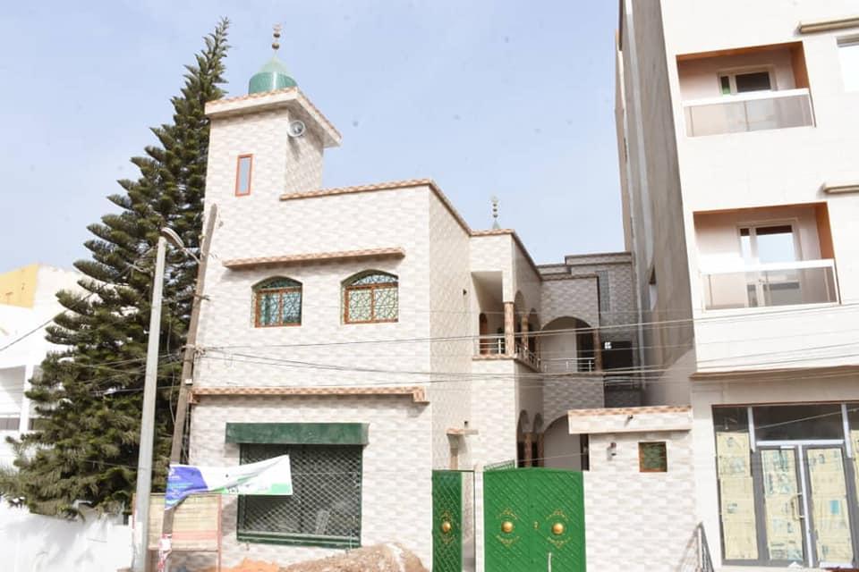 Construction de la mosquée Mermoz Pyrotechnie : Barthélémy Días contribue à hauteur de 51millions de FCFA
