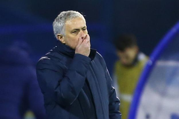 Tottenham: José Mourinho limogé