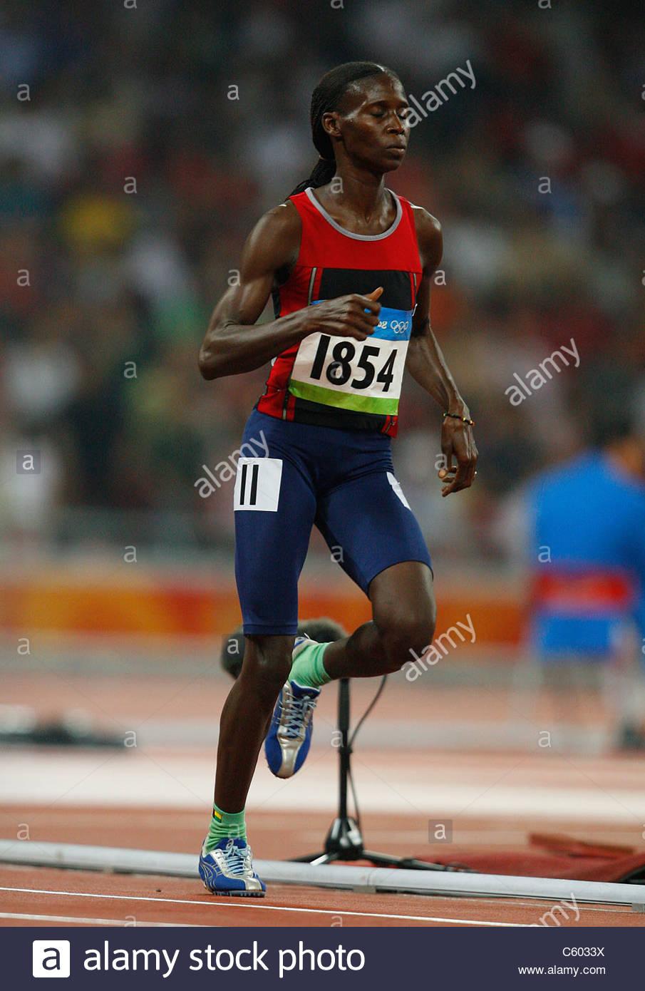 Domingas Togna, la plus médaillée de l'athlétisme Bissau Guinéen devenue domestique