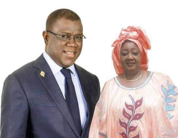 """Nécrologie : Abdoulaye Baldé perd sa """"Lieutenante"""" Diola Diallo"""