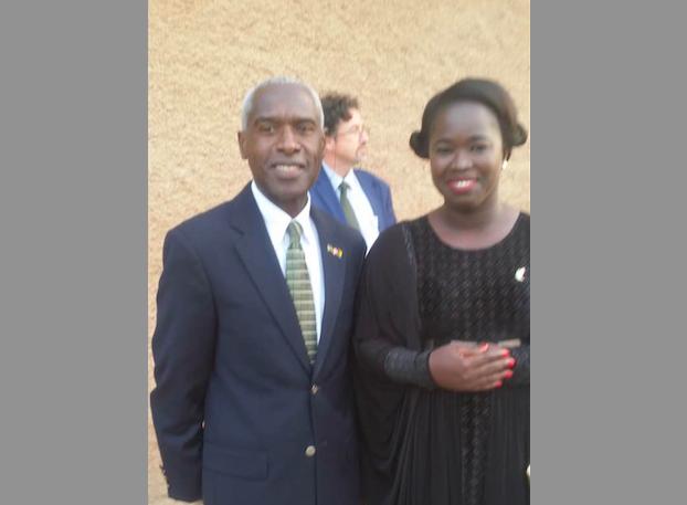 Départ de Tulinabo S Mushingi :  Dieynaba Goudiaby rend hommage à l'ancien ambassadeur des USA au Sénégal