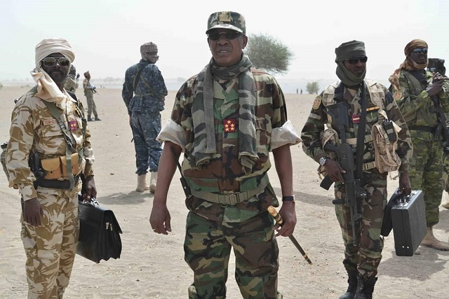 Tchad : Le président Idriss Déby, tué au combat