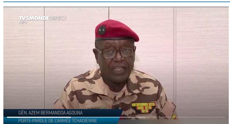 Tchad : l'armée affirme avoir « détruit » la colonne de rebelles venus de Libye