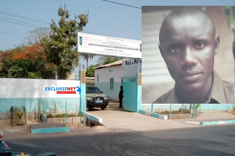 Ziguinchor: Fin de la grève de la faim des détenus de Boffa-Bayotte