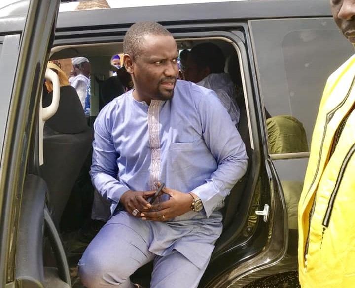 Le ministre, Samba Ndiobène Kâ hors sujet !