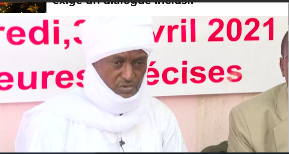 Tchad: l'ancien Chef rebelle, Yaya Dillo sort de son silence