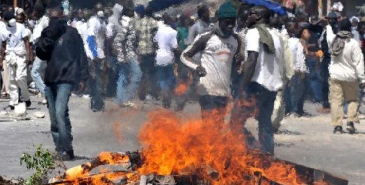 Fatick : 14 blessés et 39 interpellations dans des affrontements à Diohin