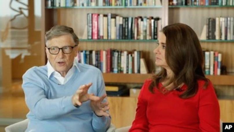 Bill Gates et sa femme Melinda vont divorcer
